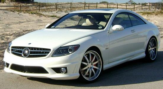 Самый быстрый Mercedes