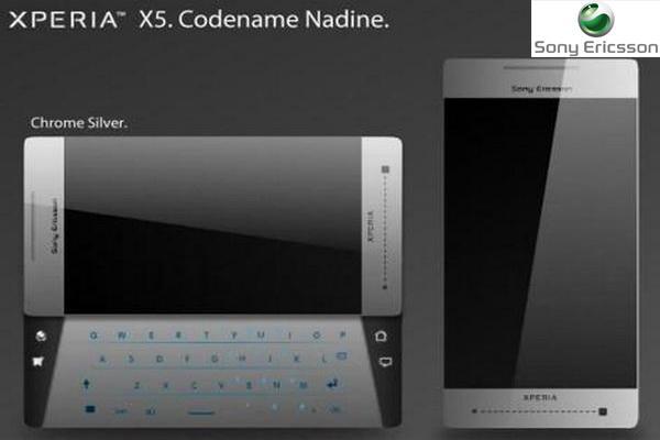 Sony Ericsson XPERIA X5 Nadine