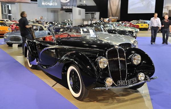 Самые дорогие ретро-автомобили в мире