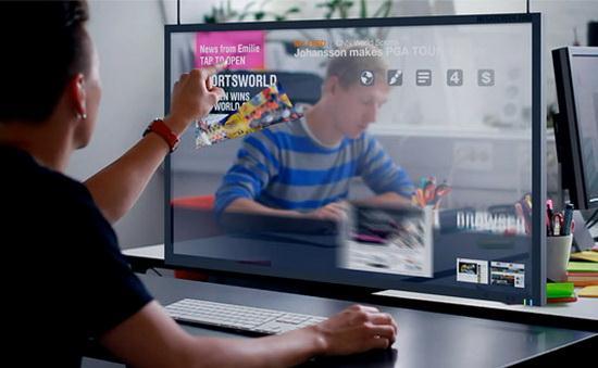 Будущее экранного интерфейса