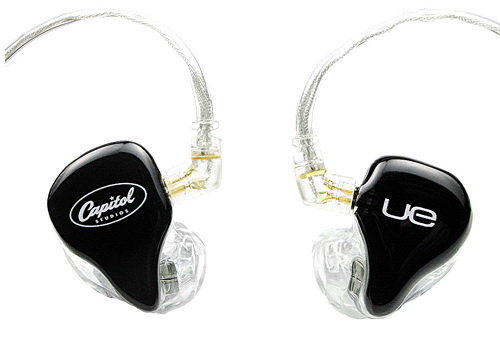 Ultimate Ears In-Ear Reference Monitors