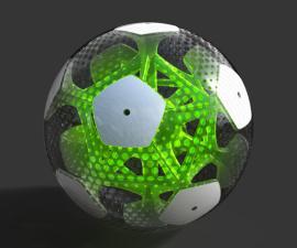 CTRUS – мяч, который может изменить футбол