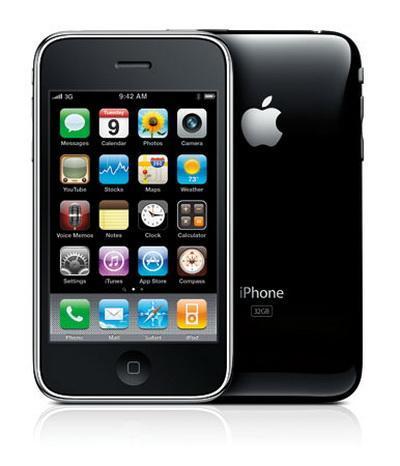 Новый iPhone 3GS Представлен Официально