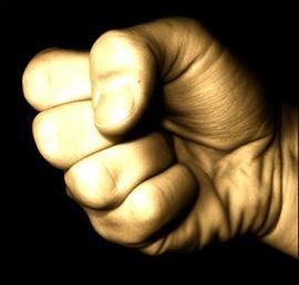 Как решать проблемы на кулаках
