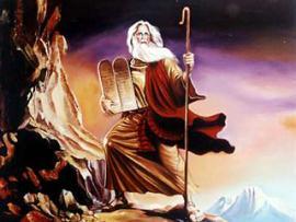 Поход Моисея через море объяснили ученые
