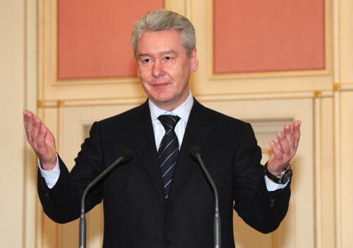 Москва получила нового мэра