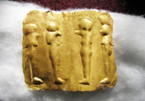 В Египте нашли 14 мумий и золотой саркофаг (ФОТО)