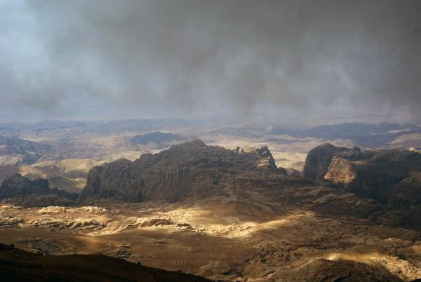 the desert of Negev is in Israel