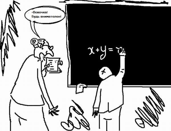 Анекдоты про Вовочку (05.09.2010)