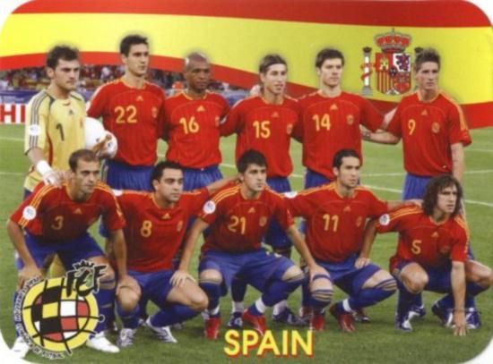 ЧМ-2010: Сборная Испании вышла в полуфинал. 60 лет спустя!