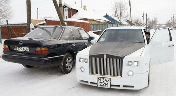 Rolls-Royce Phantom своимим руками