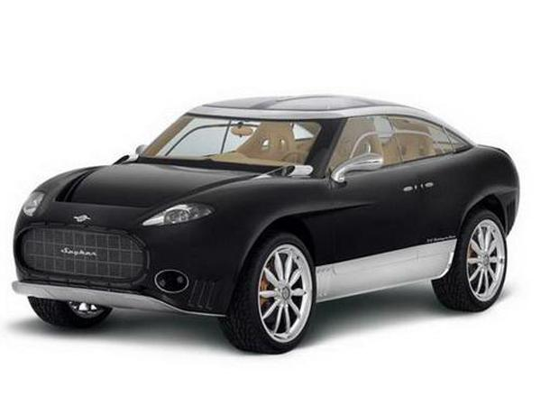 Spyker D8 Peking to Paris